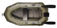 bark b-210cn лодка гребная одноместная